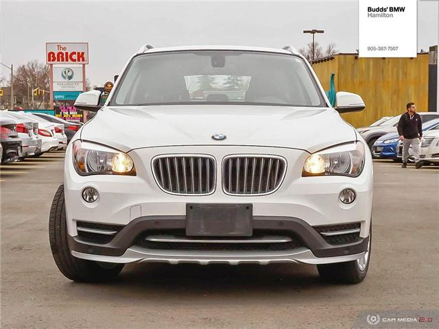 2015 BMW X1 xDrive28i (Stk: DH3152) in Hamilton - Image 2 of 24