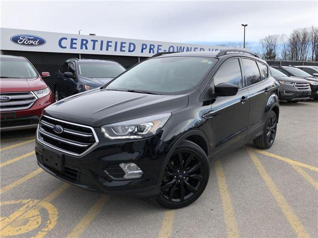2017 Ford Escape SE (Stk: ED181687A) in Barrie - Image 1 of 27