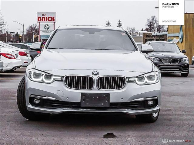 2016 BMW 328i xDrive (Stk: DH3151) in Hamilton - Image 2 of 23
