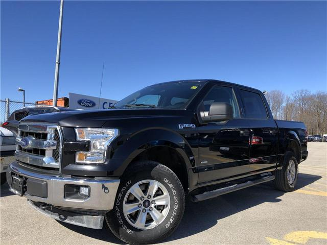 2017 Ford F-150 XLT (Stk: ES181055A) in Barrie - Image 1 of 23