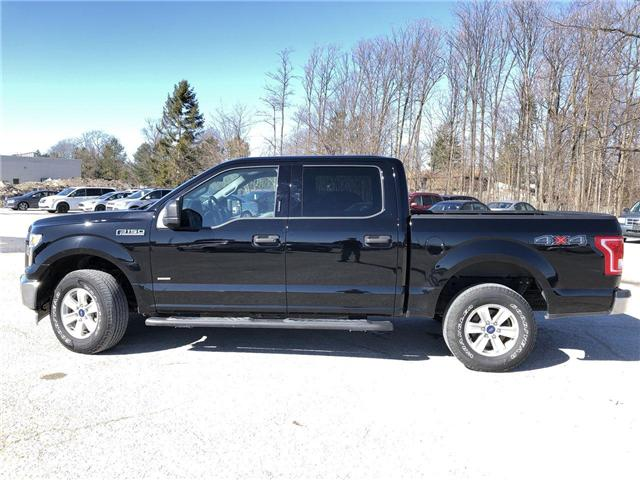 2017 Ford F-150 XLT (Stk: ES181055A) in Barrie - Image 2 of 23
