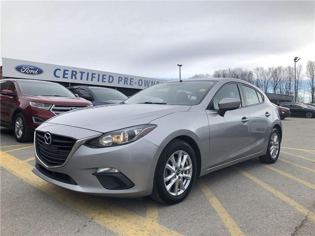 2015 Mazda Mazda3 GS (Stk: ES19390A) in Barrie - Image 1 of 18