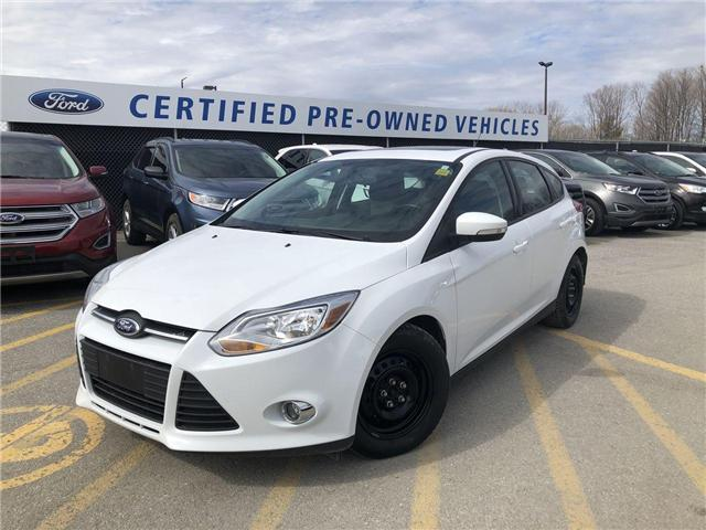 2014 Ford Focus SE (Stk: NT19231C) in Barrie - Image 1 of 22