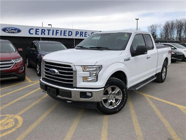 2017 Ford F-150 XLT (Stk: P8732) in Barrie - Image 1 of 26