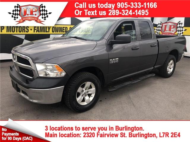 2017 RAM 1500 ST (Stk: 46575) in Burlington - Image 1 of 14