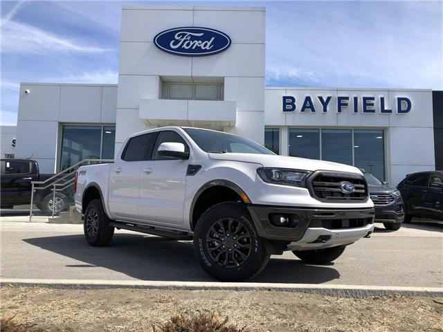 2019 Ford Ranger Lariat (Stk: RG19500) in Barrie - Image 1 of 30