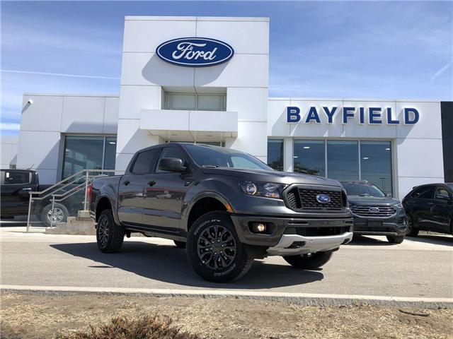 2019 Ford Ranger XLT (Stk: RG19501) in Barrie - Image 1 of 24