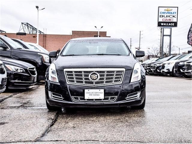 2015 Cadillac XTS Luxury/HTD F&R STS/HTD WHL/NAV/RAIN SNSE WPRS (Stk: PL5204) in Milton - Image 2 of 28