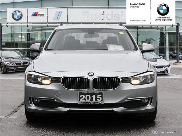 2015 BMW 320i xDrive (Stk: DB5541) in Oakville - Image 2 of 25