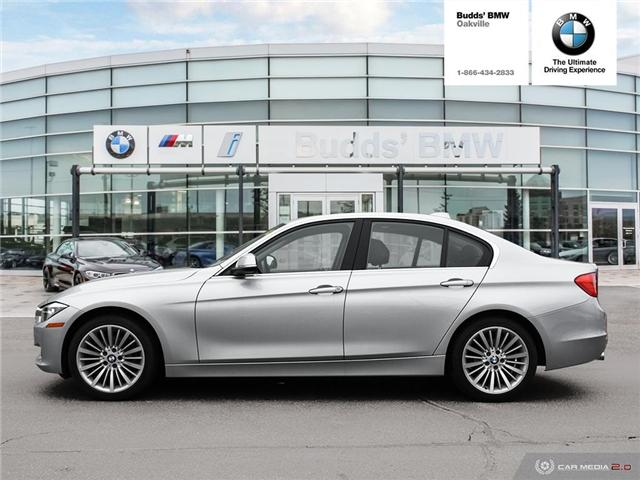 2015 BMW 320i xDrive (Stk: DB5541) in Oakville - Image 3 of 25