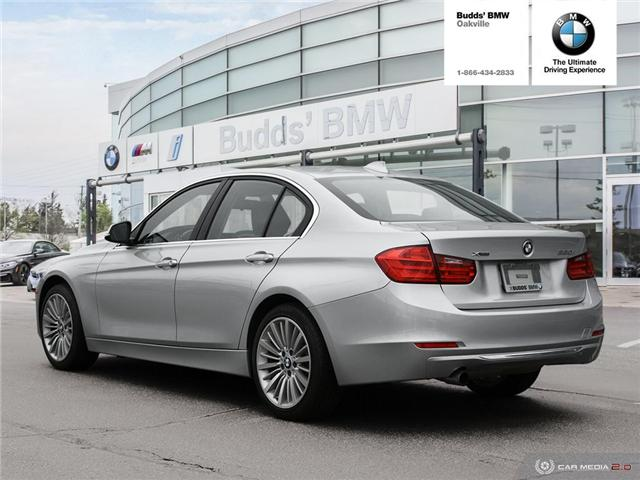 2015 BMW 320i xDrive (Stk: DB5541) in Oakville - Image 4 of 25