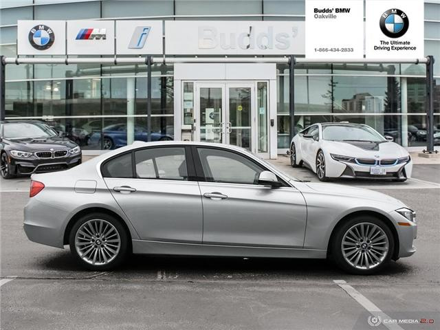 2015 BMW 320i xDrive (Stk: DB5541) in Oakville - Image 7 of 25