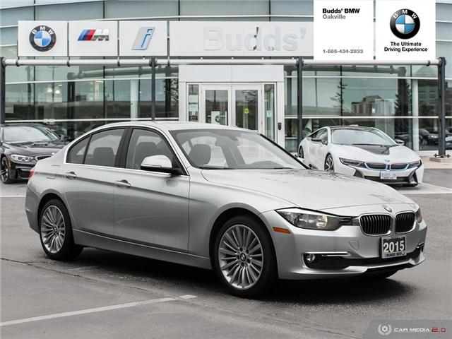 2015 BMW 320i xDrive (Stk: DB5541) in Oakville - Image 8 of 25