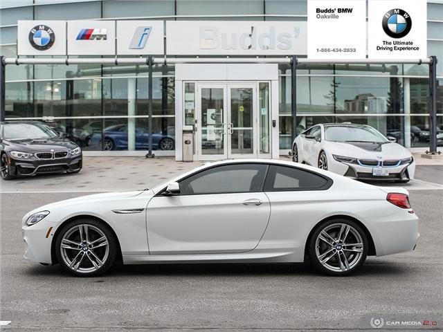 2016 BMW 650i xDrive (Stk: DB5587) in Oakville - Image 2 of 25