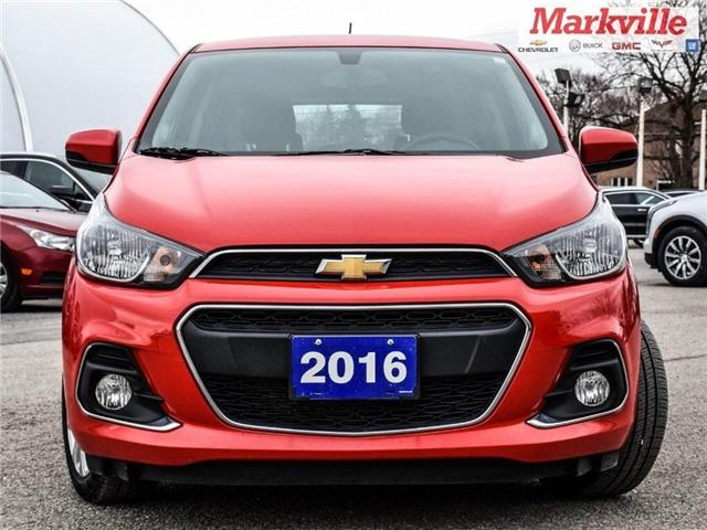 2016 Chevrolet Spark LT (Stk: 773697A) in Markham - Image 2 of 24