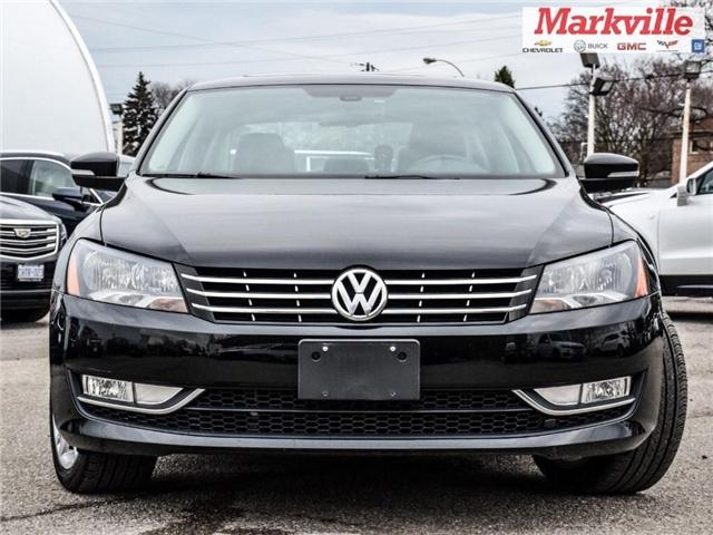 2013 Volkswagen Passat TDI Highline (Stk: 241813B) in Markham - Image 2 of 29