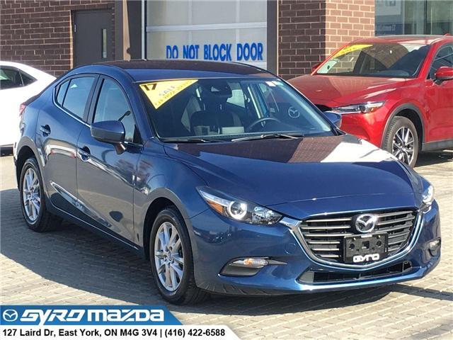 2017 Mazda Mazda3 GS (Stk: 28671A) in East York - Image 1 of 30