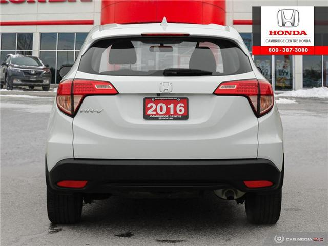 2016 Honda HR-V LX (Stk: 19668A) in Cambridge - Image 5 of 27