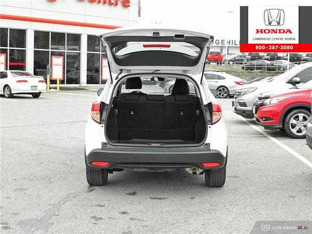 2016 Honda HR-V LX (Stk: 19668A) in Cambridge - Image 6 of 27