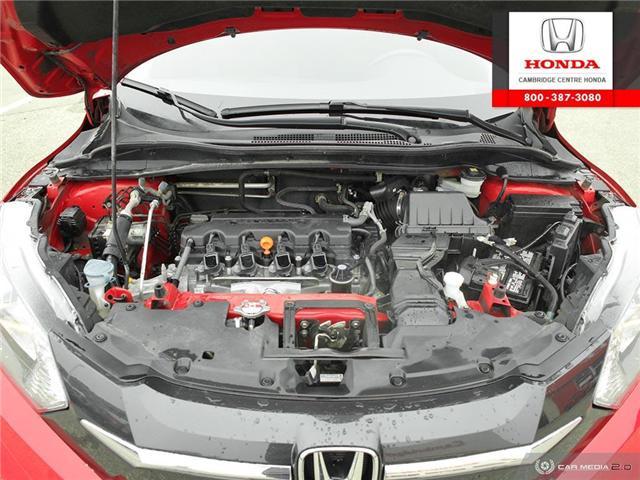 2016 Honda HR-V EX-L (Stk: 19653A) in Cambridge - Image 9 of 27