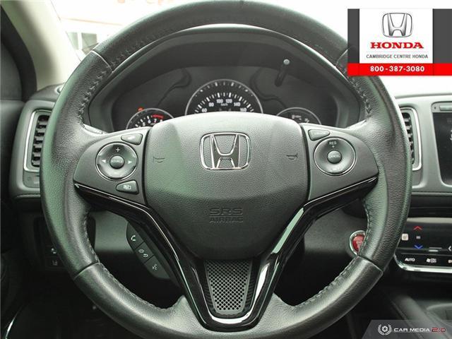 2016 Honda HR-V EX-L (Stk: 19653A) in Cambridge - Image 14 of 27