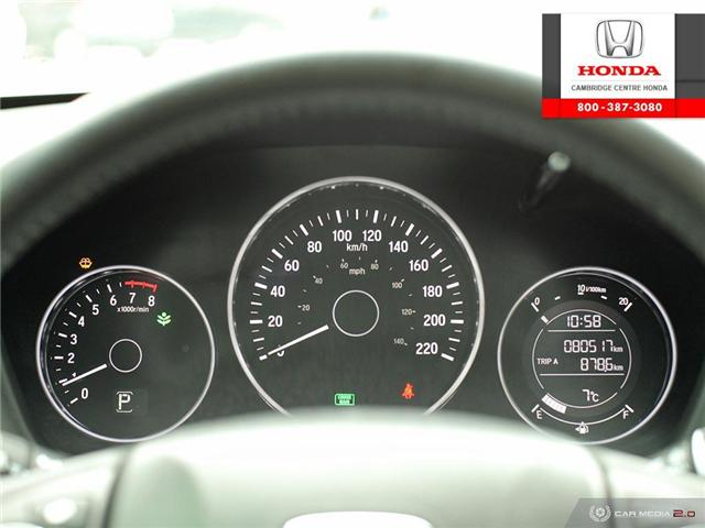 2016 Honda HR-V EX-L (Stk: 19653A) in Cambridge - Image 15 of 27