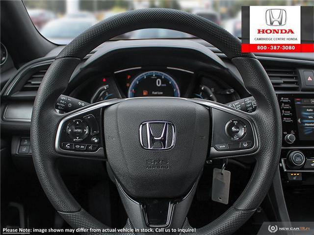 2019 Honda Civic LX (Stk: 19643) in Cambridge - Image 14 of 24