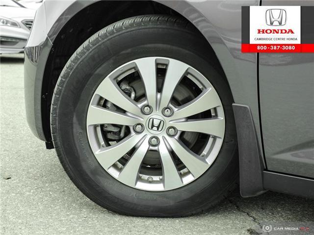 2016 Honda Odyssey EX-L (Stk: 19625A) in Cambridge - Image 6 of 27