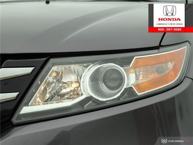 2016 Honda Odyssey EX-L (Stk: 19625A) in Cambridge - Image 10 of 27