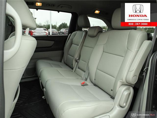 2016 Honda Odyssey EX-L (Stk: 19625A) in Cambridge - Image 24 of 27