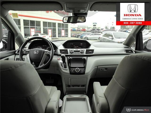 2016 Honda Odyssey EX-L (Stk: 19625A) in Cambridge - Image 25 of 27