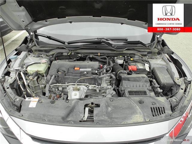 2016 Honda Civic LX (Stk: 19361A) in Cambridge - Image 9 of 27