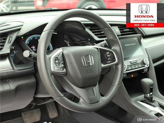 2016 Honda Civic LX (Stk: 19266A) in Cambridge - Image 13 of 27