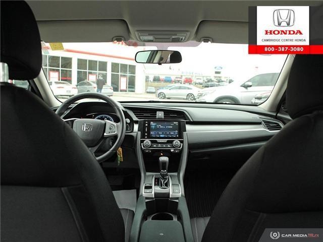 2016 Honda Civic LX (Stk: 19266A) in Cambridge - Image 27 of 27