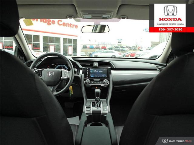 2016 Honda Civic LX (Stk: 19632A) in Cambridge - Image 27 of 27