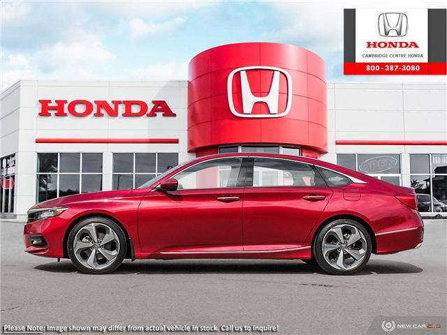 2019 Honda Accord Touring 1.5T (Stk: 19699) in Cambridge - Image 3 of 24