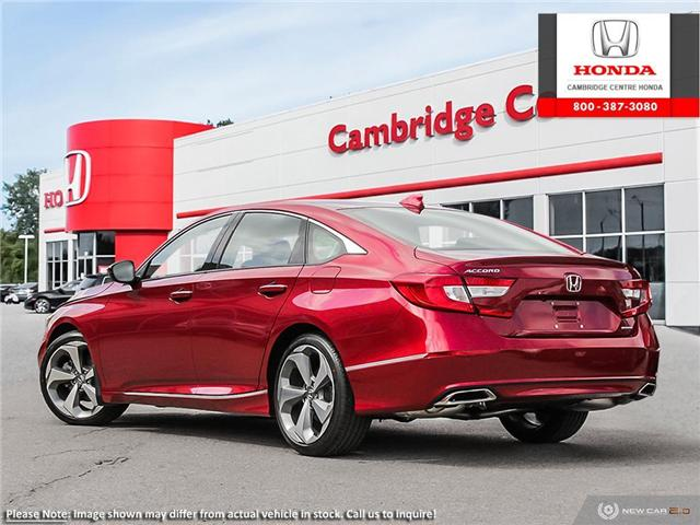 2019 Honda Accord Touring 1.5T (Stk: 19699) in Cambridge - Image 4 of 24