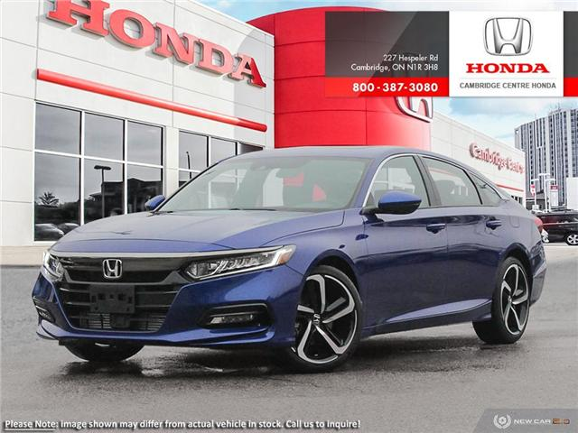 2019 Honda Accord Sport 1.5T (Stk: 19700) in Cambridge - Image 1 of 24