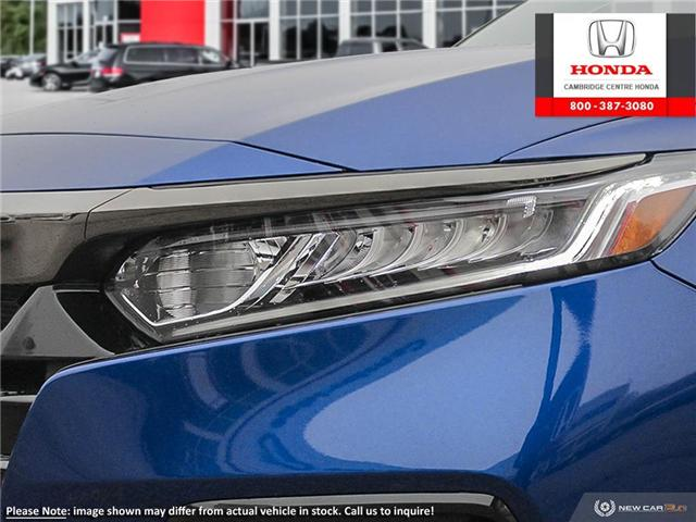 2019 Honda Accord Sport 1.5T (Stk: 19700) in Cambridge - Image 10 of 24