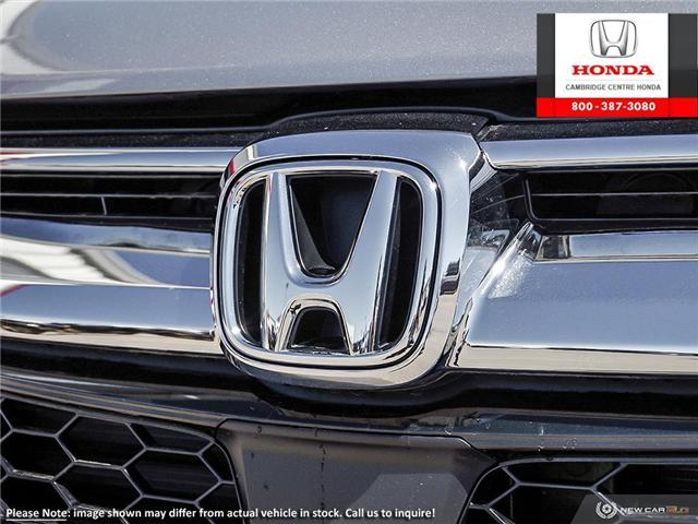 2019 Honda CR-V LX (Stk: 19696) in Cambridge - Image 9 of 24