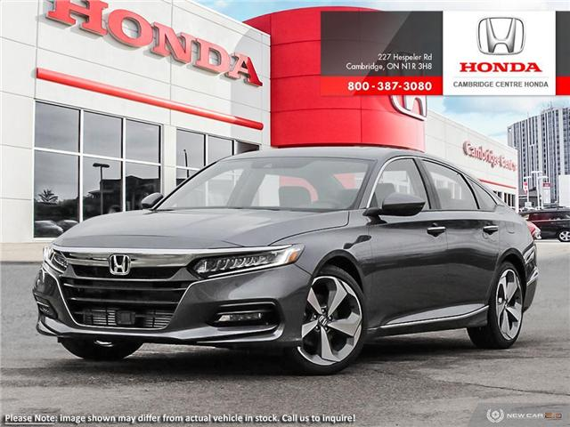 2019 Honda Accord Touring 1.5T (Stk: 19698) in Cambridge - Image 1 of 24