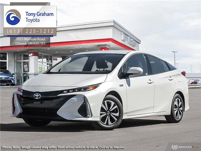 2019 Toyota Prius Prime Base (Stk: 58038) in Ottawa - Image 1 of 23