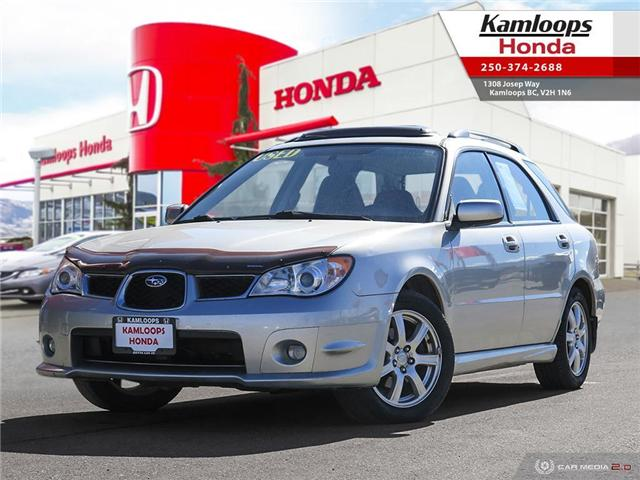 2007 Subaru Impreza 2.5 i (Stk: 14268B) in Kamloops - Image 1 of 25