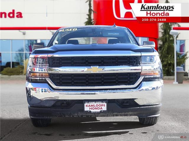 2018 Chevrolet Silverado 1500 1LT (Stk: 14362U) in Kamloops - Image 2 of 25