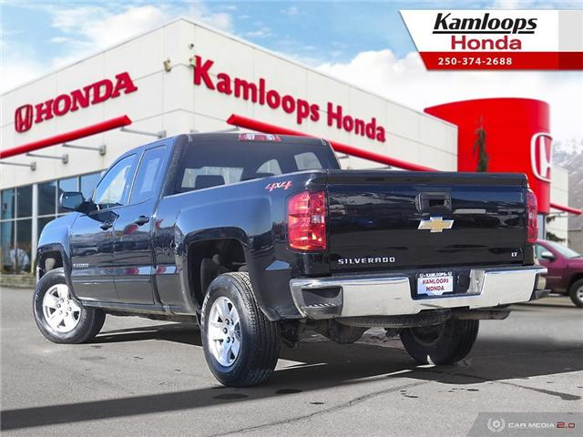 2018 Chevrolet Silverado 1500 1LT (Stk: 14362U) in Kamloops - Image 4 of 25