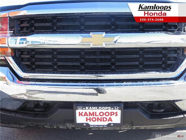 2018 Chevrolet Silverado 1500 1LT (Stk: 14362U) in Kamloops - Image 9 of 25