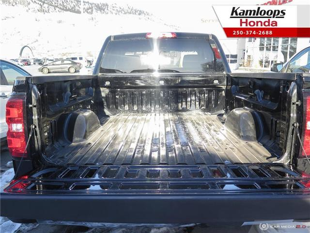 2018 Chevrolet Silverado 1500 1LT (Stk: 14362U) in Kamloops - Image 12 of 25