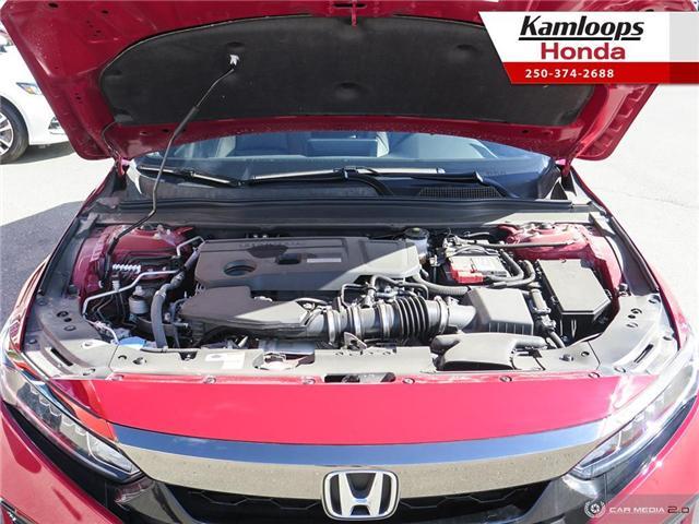 2018 Honda Accord Sport 2.0T (Stk: N14000) in Kamloops - Image 8 of 25