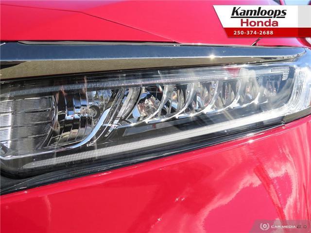 2018 Honda Accord Sport 2.0T (Stk: N14000) in Kamloops - Image 10 of 25