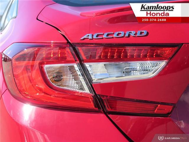 2018 Honda Accord Sport 2.0T (Stk: N14000) in Kamloops - Image 12 of 25